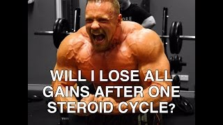 Will I Lose All Gains After One Cycle?