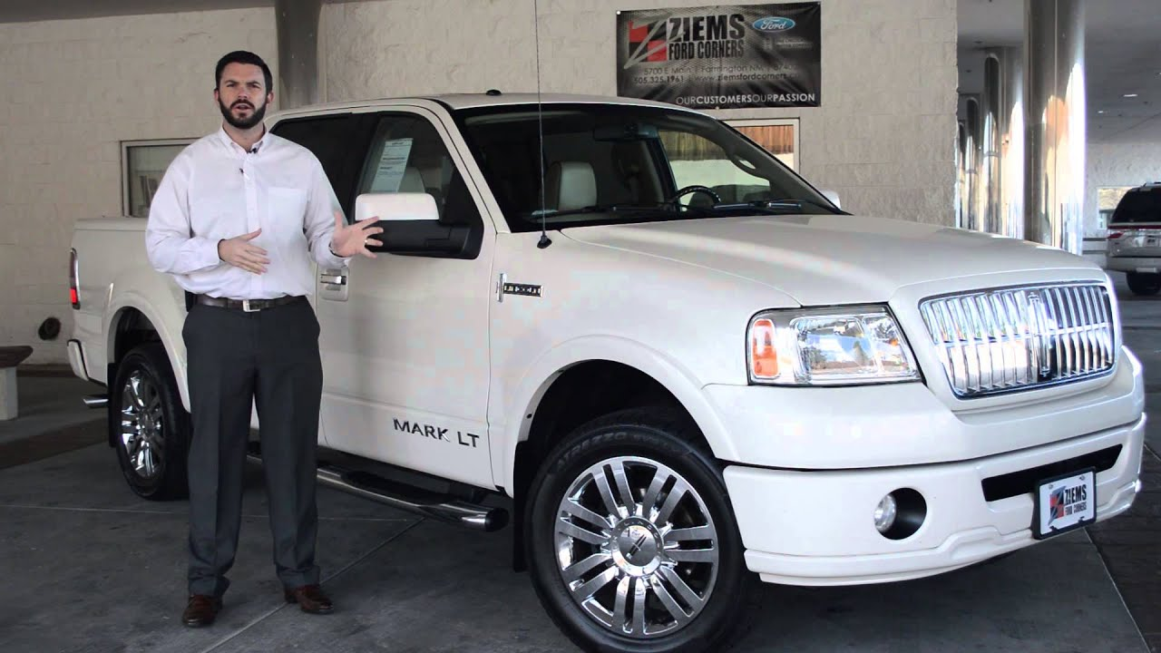 for lincoln used mark lt truck sale