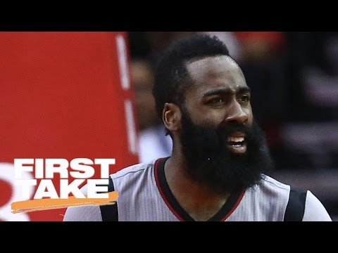 James Harden: How Do You Explain Game 6 Performance? | First Take | May 12, 2017