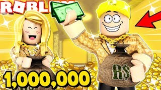 WE HAVE BECOME MILLIONAIRES IN ROBLOX! 💰 Vito and Bella