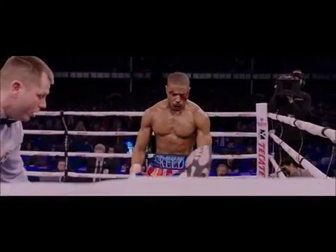 The Roots - the fire (ft john Legend)Soundtrack pelicula Creed