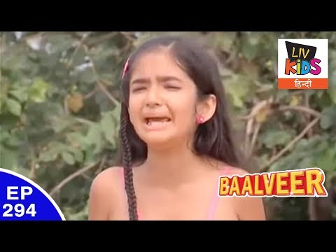 Baal Veer - बालवीर - Episode 294 - Meher Falls Off A Cilff