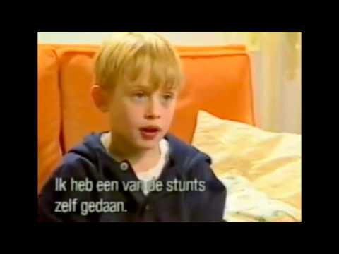 Macaulay Culkin (1990) Interview