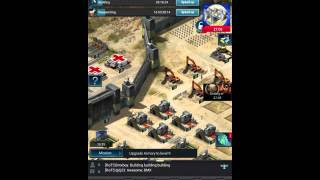 Mobile Strike - Getting Started