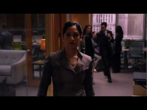 Kalinda being baaaaddddass - The Good Wife s03e22