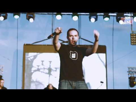 Łona, Webber & The Pimps – Ł.O.N.A. – Polish Hip Hop TV Feestival. Płock 2016