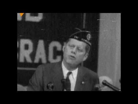 Kennedy, the 35th President of the United States, was shot dead in Dallas (1963)