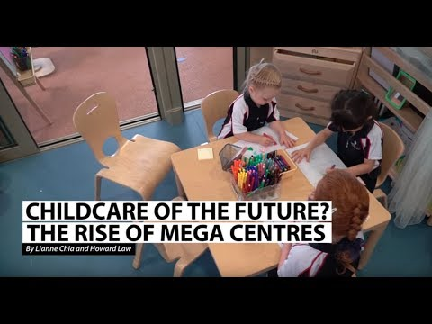World's largest pre-school opens in Singapore