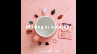 Moving In Isolation: Day 1