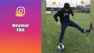 Neymar Fail