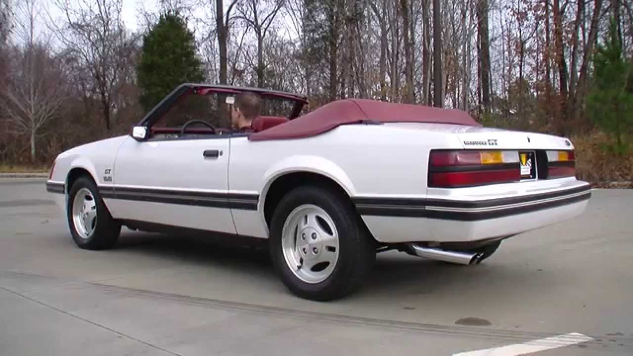 134983 1984 ford mustang gt