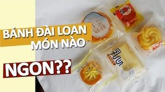Bánh sữa chua, bánh bông lan Đài Loan có gì ngon? | Ăn Liền TV