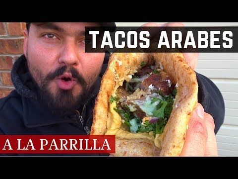Tacos Arabes a la Parrilla | La Capital