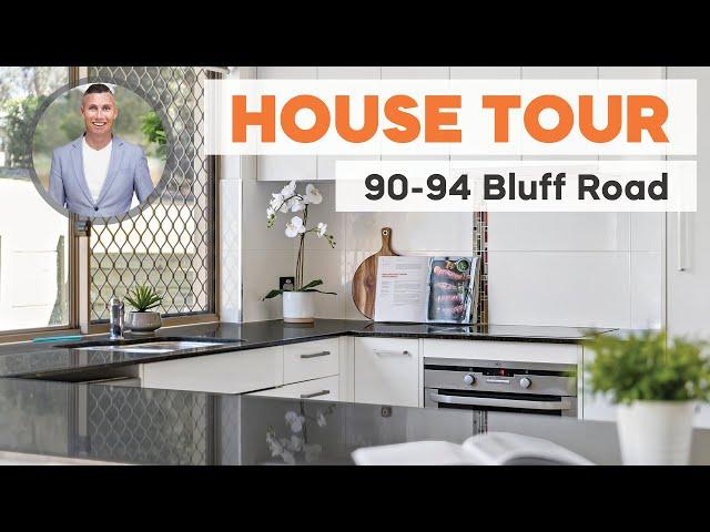 90 Bluff Road, Cedar Vale   House Tour   Chris Gilmour