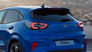 NEW 2020 FORD PUMA - EXTERIOR AND INTERIOR - AWESOME FORD CROSSOVER