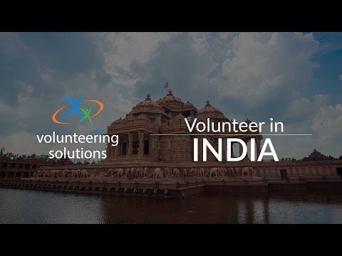 Volunteer in India with VolSol