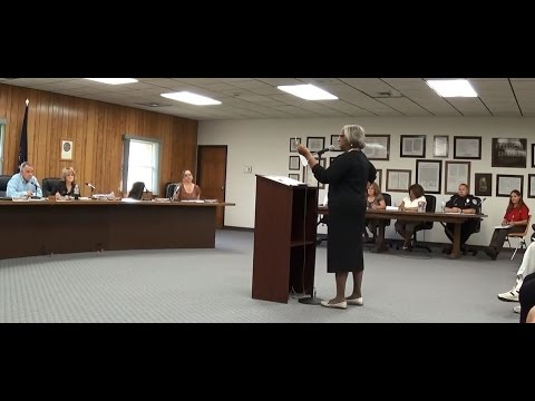 Bridgeport Township Board Meeting  August 6th, 2014