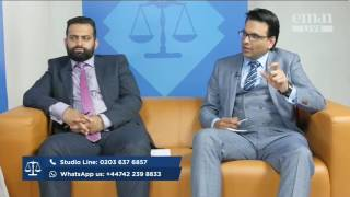Legal Hour with Farrukh Naeem & Nasar Ali - Property Law