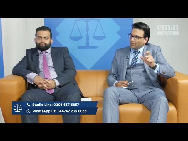 Legal Hour with Farrukh Naeem & Nasar Ali - Property Law