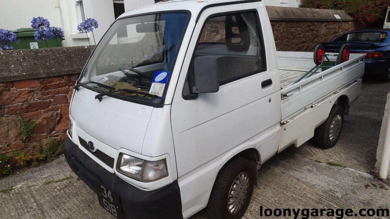Daihatsu Hijet Mini Truck