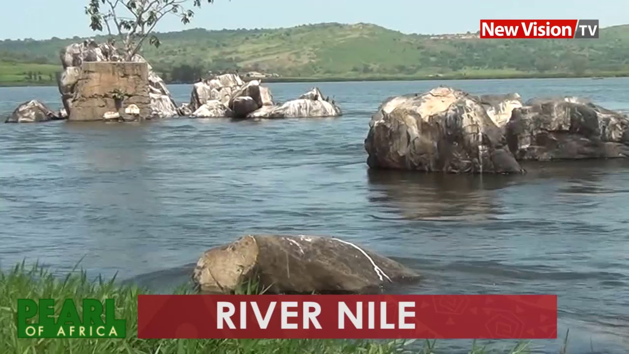 PEARL OF AFRICA RIVER NILE