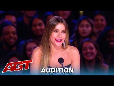 America's Got Talent 2020 Intro! Terry Crews Welcomes Sophia Vergara As New Judge