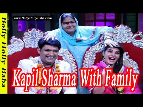 Kapil Sharma   With Family   Wife   Biography   Mother   Father   Movies   The Kapil Sharma  Show
