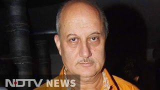 Anupam Kher's 'march for India' today against 'intolerance' protests