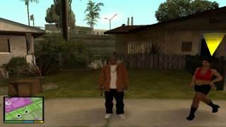 Mod para Entrar a todas las casas GTA San Andreas (Bien Explicado+Gameplay)