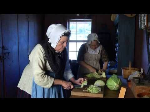 Food Preservation in Early Virginia