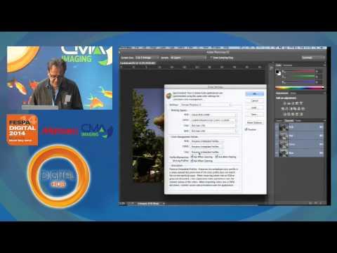 Understanding colour settings - INTERMEDIATE - a FESPA Digital hub session