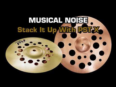 PAISTE - Craig Blundell plays the new PST X