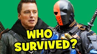 Arrow Season 5 Finale - Who REALLY Survived? Arrow Season 6 Theories
