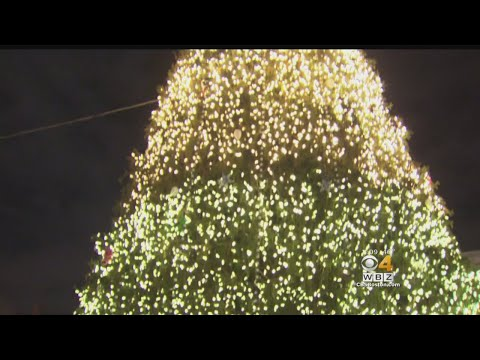 Faneuil Hall Holiday Spectacular Kicks Off Festive Season In Boston
