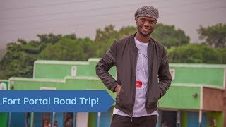 My First  Road Trip To Fort Portal As A YouTuber | West End Motel Review