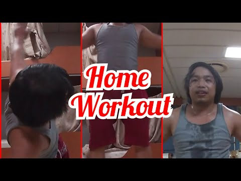 Basic home workout effective exercises