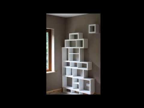 Shelfs Shelves Design For Living Room  Small Space