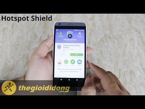 Khắc phục không vào được Facebook – Hotspot Shield | Thế Giới Di Động