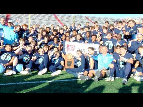 Pulaski Academy vs Little Rock Christian   2020 State Final Highlights
