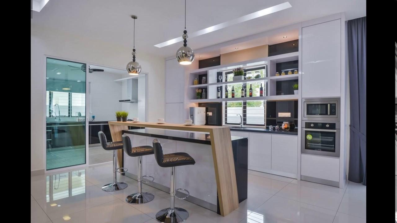 dry kitchen and wet kitchen design - youtube