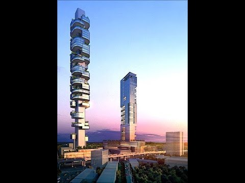 Bangolore / Bengaluru Tallest Building and Skyline ( South India )