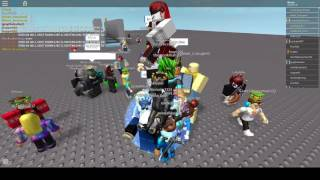 Roblox meeting Fudd10 and FAKE John Doe!
