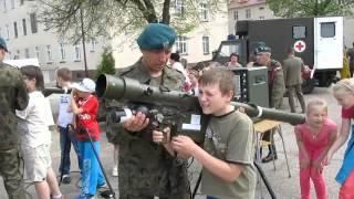 GOŁDAP. 69 urodziny 15. Gołdapskiego Pułku Przeciwlotniczego