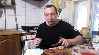 Деликатес! Свиные яйца! Самый вкусный быстрый рецепт приготовления!