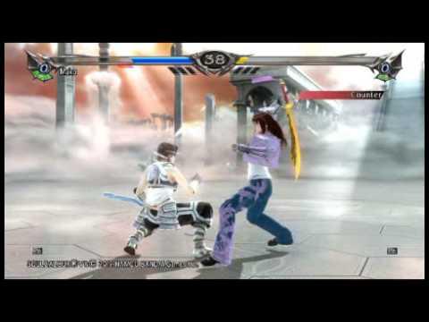 Soul Calibur V Samurai Sentai Shinkenger Shinken Pink Mako ...