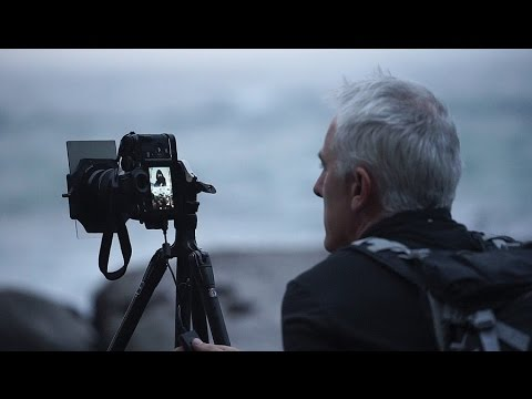 TRAILER: At The Edge Of The Sea - A photographic journey with landscape photographer Andy Mumford
