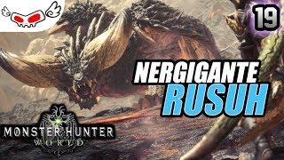 Nergigante Rusuh | Monster Hunter World Indonesia #19