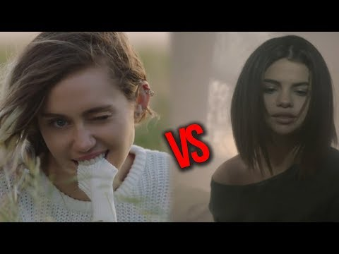 "Miley's ""Malibu"" vs. Selena's ""Bad Liar"": Best Comeback Single"
