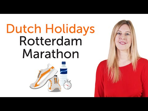 Dutch Holidays - Rotterdam Marathon - ABN AMRO Marathon