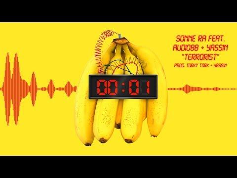 Sonne Ra ft. Audio88 & Yassin – TERRORIST - prod. Torky Tork & Yassin (Offiziell Audio)